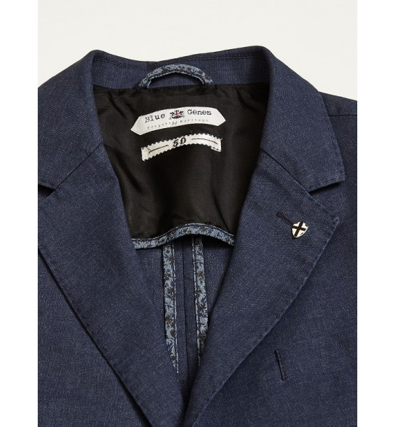 Blue de Genes Jacket