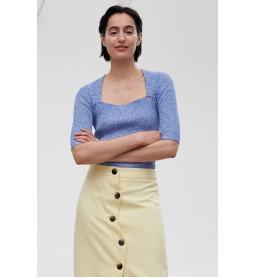 Melange Knit
